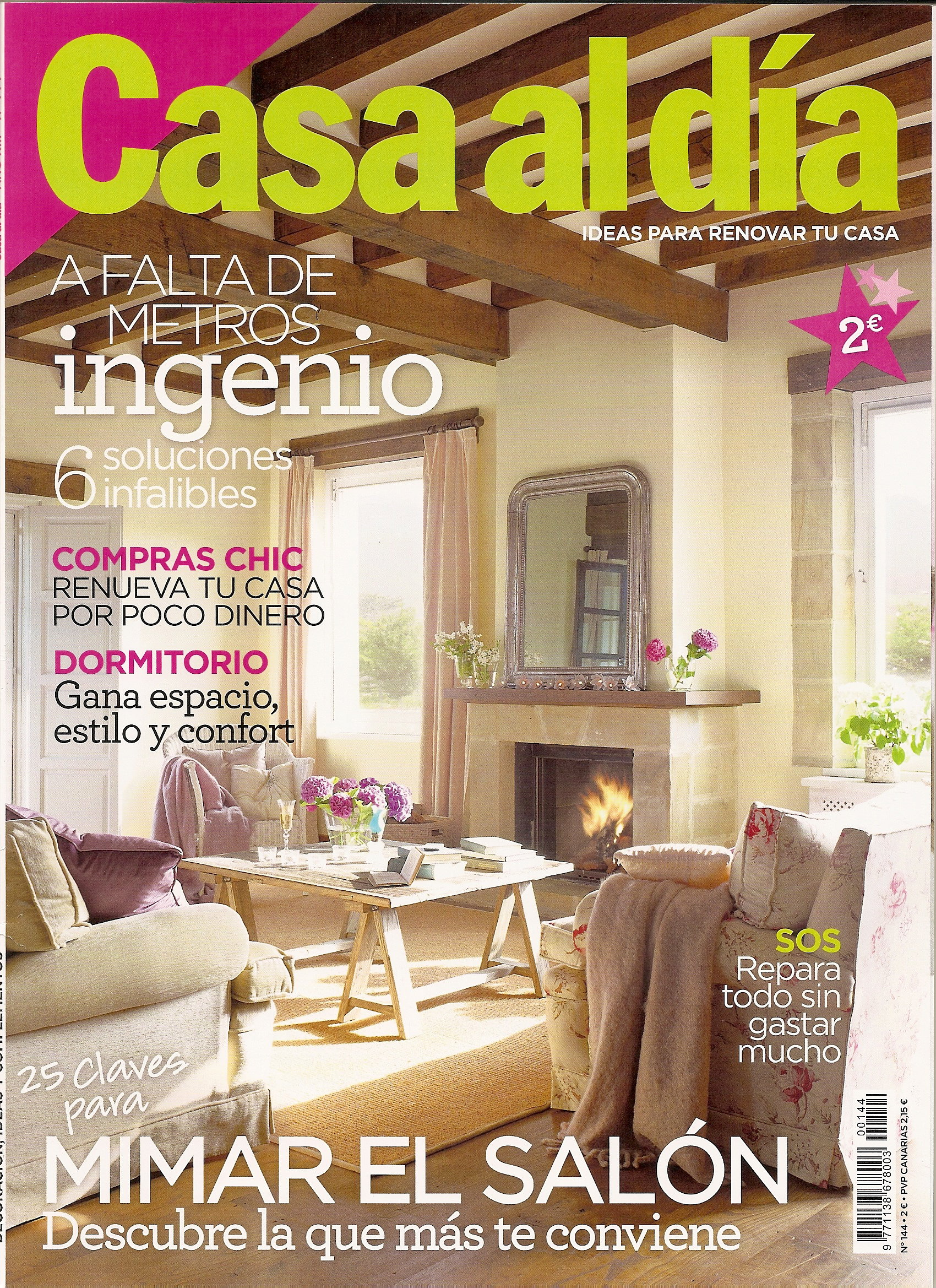 Revista casa al d a el blog de alicia mesa - Casa al dia ...