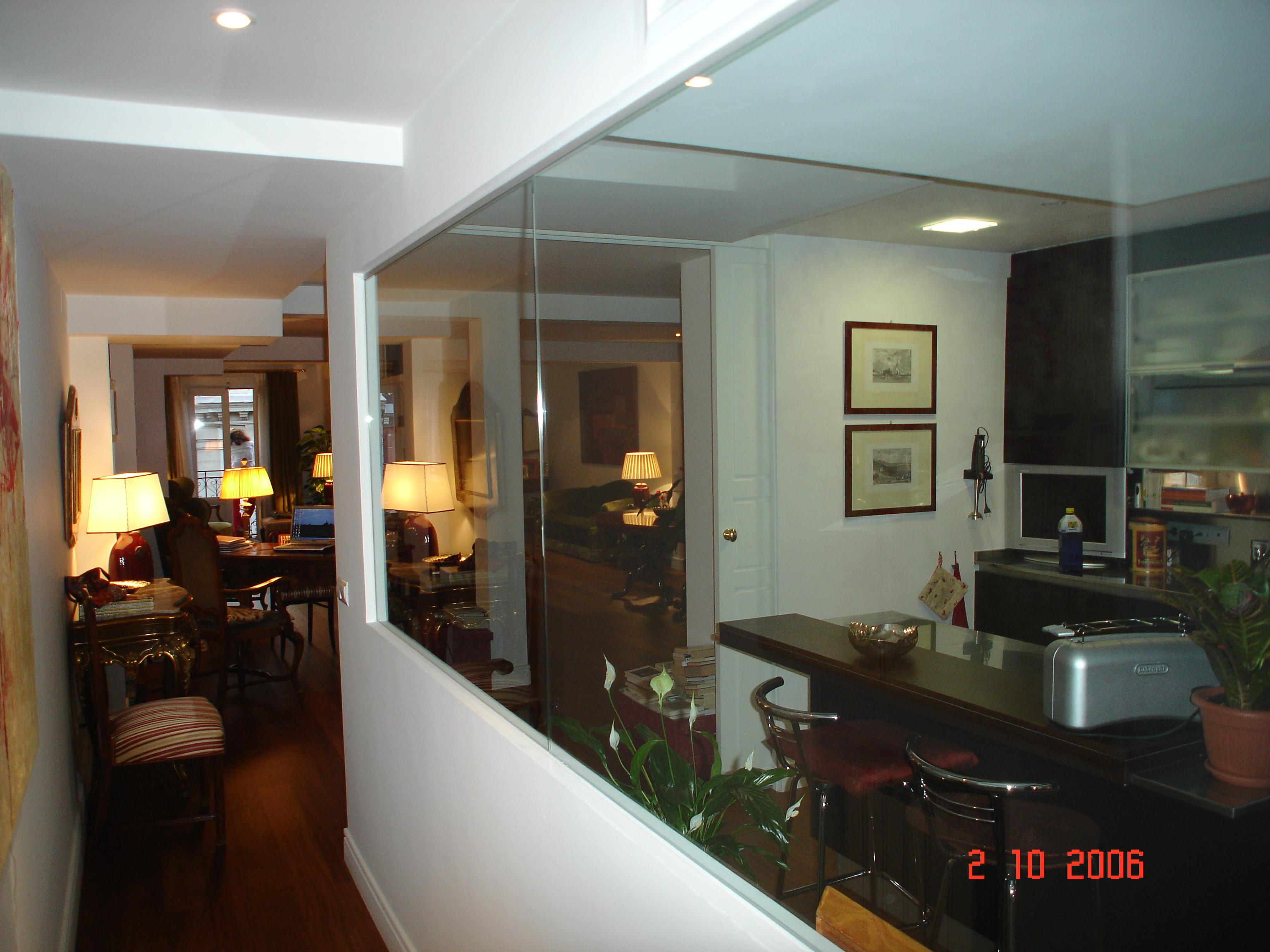 Cocinas abiertas o cerradas el blog de alicia mesa for Cocinas abiertas al pasillo