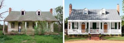 reforma casa de campo