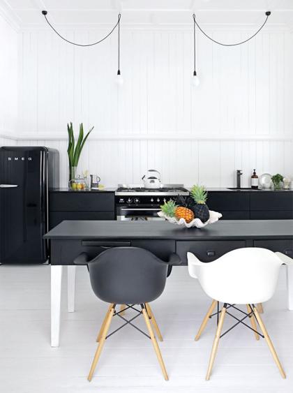 decoración cocina casa australia